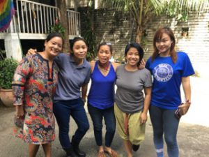 Staff of Blended Learning Center, The Philippines